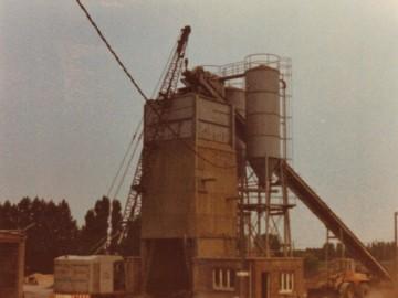 betoncentrale Blomme